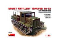 Tractor Ya12 Late Soviet Artillery 1/35
