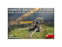 Acc Germ. Rocket Launcher WK 1/35