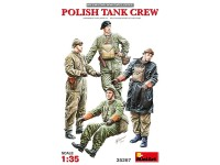 MiniArt Polish Tank Crew 1/35