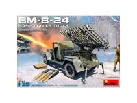BM-8-24 based on 1.5t Truck 1/35