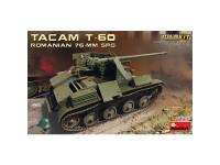 Tanque Romanian SPGTacam T60 IntKit 1/35
