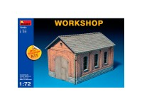 MiniArt Edificio Workshop 1/72