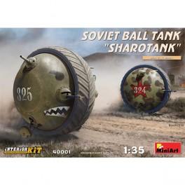 Tanque Soviet Sharotank Int. Kit 1/35