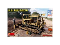 MiniArt Bulldozer U.S. 1/35