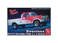 Maqueta AMT Ford Pick-up 1979 1:25