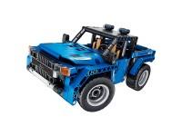 RC 2 en 1 Coche Pickup Truck 353pcs