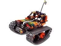 RC Vehículo de cadenas Batería 2.4G 392p