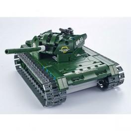 RC Tanque con Batería 2.4G 453pcs