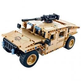 RC Vehículo Militar Batería 2.4G 502pcs