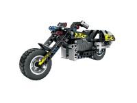 Juego construcción Moto Pull Back 183pcs
