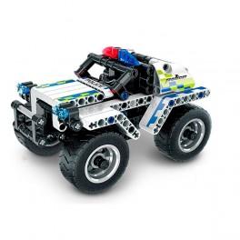 Coche de Policía Pull Back 199 pcs