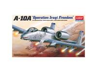 Avión A-10A Operation Iraqi Freedom 1/72
