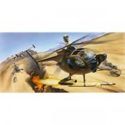 Academy Helicóptero Hughes 500D Tow 1/48