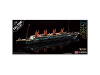 Academy RMS Titanic + Led Set 1/700