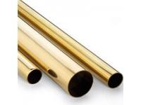 Tubo de laton 4x1mm (1metro)