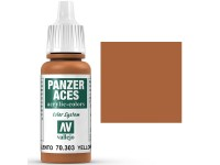 Panzer Aces color Oxido Amarillento 17ml