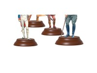 Accesorios Bases for Figures 6 pc 1/16