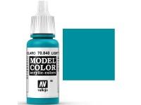 Model Color Turquesa Claro 17ml (68)