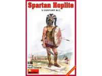 Figura Spartan Hoplite V century BC 1/16