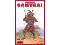 MiniArt Figura Samurai 1/16