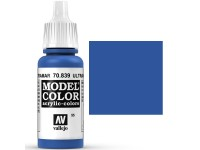 Model Color Azul Ultramar 17ml (55)