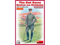 Figura Red Baron M.v Richthofen.WW1 1/16
