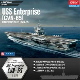Barco USS Enterprise CVN-65 1/600