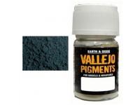 Pigmento Vallejo Acero Oscuro 35ml