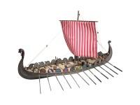 Disarmodel Drakkar Vikingo