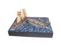 Disarmodel Diorama Naval Batalla Trafalgar