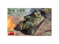 Tanque M3 Lee Early Prod. Int. Kit 1:35