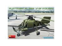 Helicóptero Flet Fl 282 V21 Kolibri 1/35