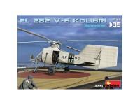 Helicóptero Fl 282 V-6 Kolibri 1/35