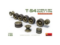 Accesori T-54 Wheels Set Early Type 1/35
