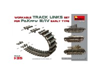 Acc PzKpfw III/IV TrackLinks EarlyT 1/35