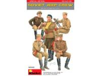 Figuras Soviet Jeep Crew Sp.Ed. 1:35