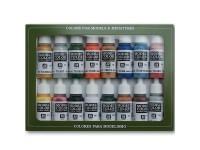 Set de 16 Model Color Folkstone Basics