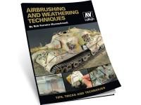 Libro: Airbrush And Weathering Technics
