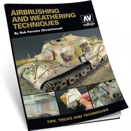 Libro: Airbrush And Weathering Technics