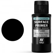 Imprimación Negro Brillante 60 ml