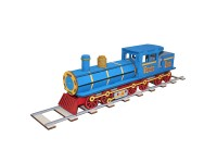 Disarmodel Modelismo Junior Locomotora