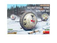 Soviet Ball Winter Ski Int Kit