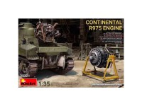 Acc.Continental R975 Engine