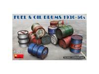 Accesorios Fuel & Oil Drums