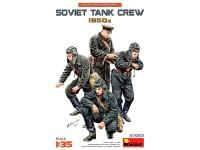 Figuras Soviet Tank Crew 1950