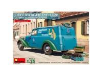 Lieferwagen Typ 170V German Car