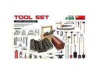 Miniart Accesorios Tool Set