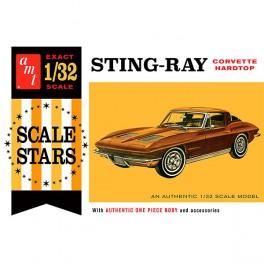 AMT 1963 Chevy Corvette 1/32