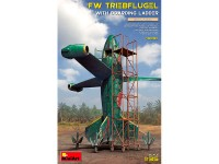 Avión FW Triebflugel Board Ladder 1/35