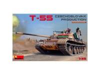 MiniArt Tanque T-55 Czechoslovak Prod
